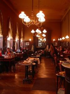 Cafe Sperl English Menu